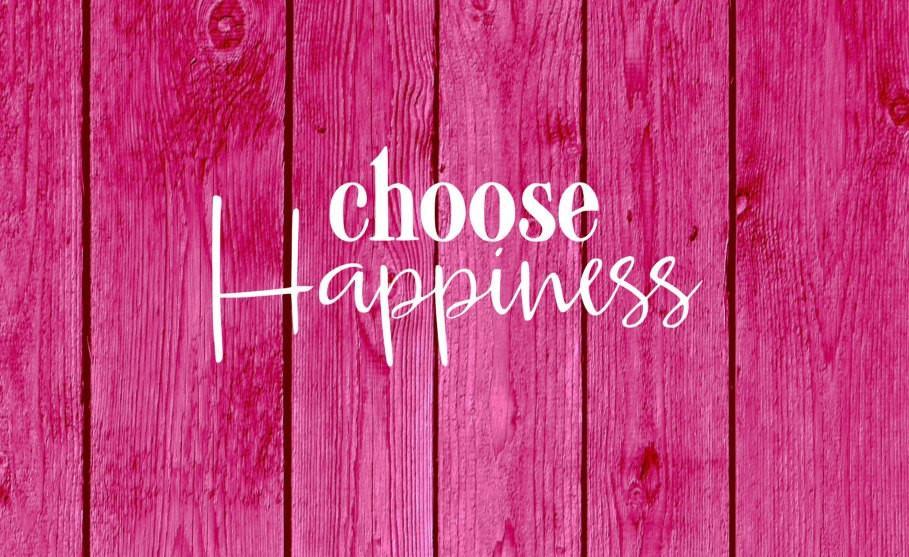 Bạn chọn đúng hay chọn hạnh phúc