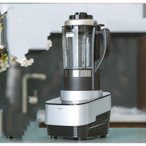 Review máy làm sữa hạt Ranbem 735H chi tiết