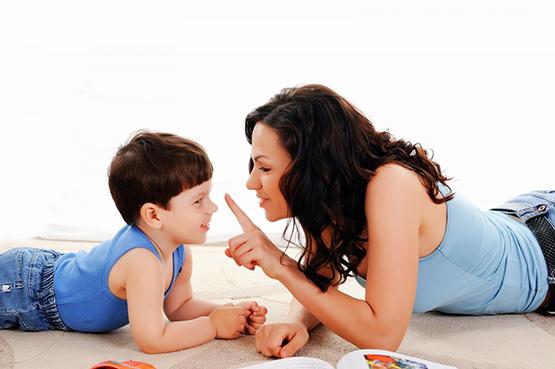 Cách truyền đạt đến trẻ